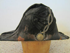 ANTIQUE, BRITISH, NAVAL OFFICER'S HAT J.WRENN