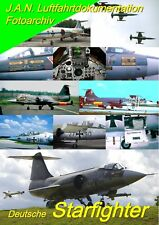 Foto CD Deutsche Starfighter F-104G F-104F TF-104G RF