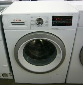 """314 Bosch """"A++"""" eco-silence 8kg Washing Machine WAT28421GB DELIVERY+INSTALL AVAI"""