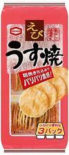 Japanese SENBEI Rice Cracker Kameda Shrimp Taste