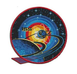 NASA ISS Expedition 63 Limited Edition of 100, 100% Embroidered Mission Patch