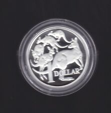 2012 SILVER Proof $1 Coin Australia Ex Fine Silver Set