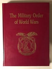 Military of the World Wars ~ Veterans Biographies~Roster 1995~75th Anniversary