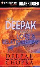Ask Deepak: Ask Deepak about Love and Relationships by Deepak Chopra (2015,...