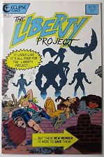 The Liberty Project #3 (Aug 1987, Eclipse) (C3438)
