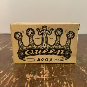 1999 Queen Soap Very Best Blue Q Quality Pittsfield Massachusetts