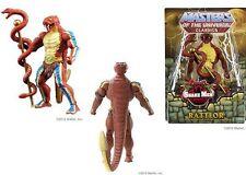RATTLOR + BONUS Sticker Sheet Masters of the Universe Classics Figures MOTUC
