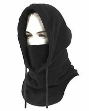 Fleece Winter Thermal Balaclava Swat Ski Motorcycle Bike Face Mask Hood Hat Cap