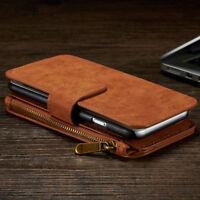 Women Ladies Wallet Leather Zip Coin Purse Clutch Handbag Small Mini Card Holder