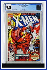 Uncanny X-Men #284 CGC Graded 9.8 Marvel January 1992 White Pages Comic Book