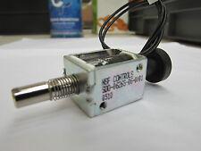 6V DC Push Type Open Frame Solenoid SDO0626S0600001