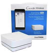 Lutron L-BDGPRO2-WH Caseta Wireless Smart Bridge PRO