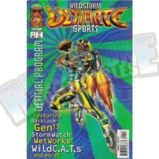 WILDSTORM ULTIMATE SPORTS #1 NM