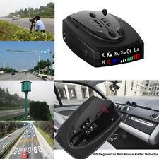 16 Band 360° Car Trucker Speed Voice Alert Warning V9 Radar Detector Universal