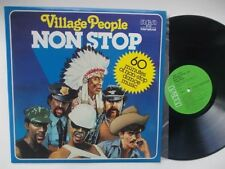 Village People Dance & Electronica Disco Music Vinyl Records