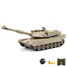 RC ferngesteuerter 2,4Ghz Panzer US Abrams, 1/28 Modell, Tank, Fahrzeug, Neu OVP