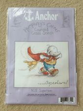 Anchor - Humphrey's Corner HC17 Superhero - Counted Cross Stitch Kit