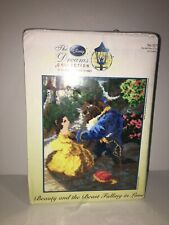 M.C.G The Disney Dreams Collections #52753 Beauty And The Beast Falling In Love