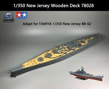 TAMIYA 1/350 New Jersey Wooden Deck 78028
