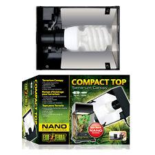 Exo Terra Compact Top for Vivariums - Nano 20 x 9 x 15 cm