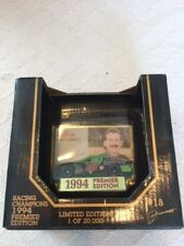 Racing Champions Limited Edition Diecast 1:64 Dale Jarrett #18 1994 Edition