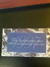 1997 US MINT UNCIRCULATED COIN SET