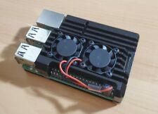 Raspberry Pi 3B+ with Metal Heatsink