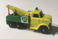 Phantom Matchbox Lesney #71 BP Heavy Wreck Truck.