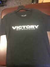 Victory Motorcycles Daytona Beach, FL Men's Short-Sleeve Small T-Shirt - Black