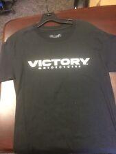 Victory Motorcycles Daytona Beach, FL Men's Short-Sleeve Small T-Shirt - Black