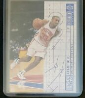 Grant Hill Rookie Blueprint For Success 1994 Upper Deck #379 RC NmMt