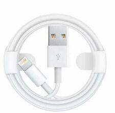 Original Apple USB charger Iphone XS MAX XR X  8 7 6 6s 6plus 5s iPad Air Pro 1M
