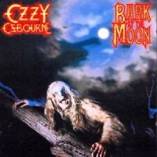 """OZZY OSBOURNE """"BARK AT THE MOON"""" CD NEUWARE"""