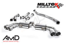 Milltek Nissan GT-R R35 Primary Cat Back Exhaust Race System SSXNI011