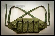 Airsoft China Type 81/AK Chest Rig Ammo Pouch Bandolier w Marking Unissued 1991
