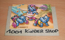 KINDER PUZZLE HAPPY HIPPO FITNESS (D)