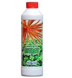 Aqua Rebell Makro Basic Nitrat 500 ml Nitratdünger mit extra Kalium