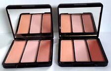 2 Eve Pearl Blush Trio Sweet Cheeks 2 Blushes & 1 Bronzer 0.32 oz slightly touch
