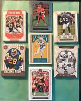 Pick your cards - Lot - 2019 Panini Legacy Football parallels, inserts & stars