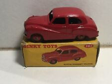Vintage Dinky Toys No 161 Austin Somerset Saloon Within Its Original Box