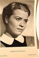 21389 Ross film Foto AK 3452/1 Heidemarie Hatheyer per 1940 PC Photo