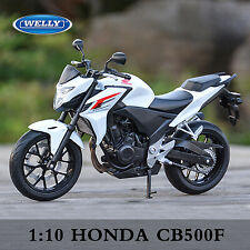 WELLY 1:10 Diecast Motorcycle Models for HONDA CB500F