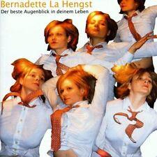 BERNADETTE LA HENGST - DER BESTE AUGENBLICK IN DEINEM LEBEN  CD NEU