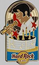 Hard Rock Cafe ONLINE 2013 Elvis Presley Birthday Series PIN #1 of 3 LE 75! King