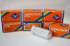 7 Roll of Agfa Agfacolor CT18 120 Roll Slide Film ASA 50, Out of Date