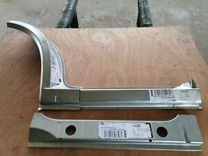 Türschweller Einstiegblech 3-teilig aussen + innen + Radlauf links für VW T4 IV