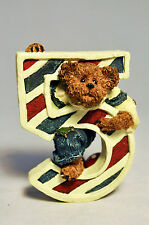 Boyds Bears & Friends: L.T. Beanster - 24104 - Year 5 Cake Topper