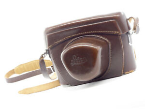 LEICA IIIG LEATHER CASE - EXCELLENT!
