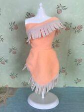 Barbie Doll Clothes Fashions Native American Pocahontas Disney Dress