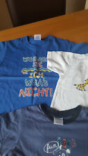 3 Jungen Shirts, T. Shirt, Gr. 98/104   104, impidimpi, Babydream, Fruit of the